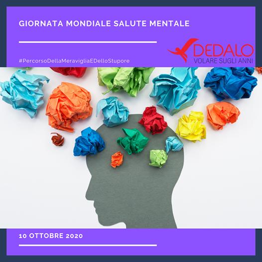 Giornata Mondiale della Salute Mentale 2020